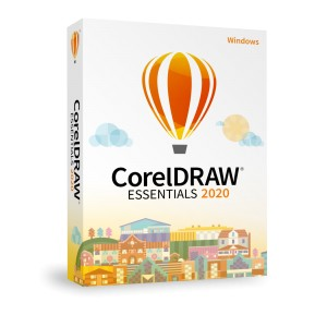 CorelDraw Essentials 2020 EN/PL WIN ESD ESDCDE2020ROEU