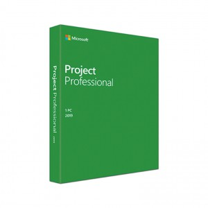 Microsoft Project Pro 2019 All Languages - ESD H30-05756