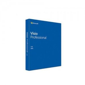 Microsoft Visio Pro 2019 All Languages - ESD D87-07425