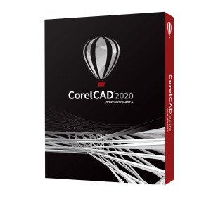CorelCAD 2020 License PCM ML Single User ESD LCCCAD2020MLPCM1