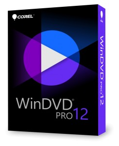 WinDVD 12 Pro License Single-User PL LCWD12PRML
