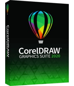 CorelDRAW Graphics Suite 2020 365-Day MAC Sub ESDCDGS2020MEU1Y