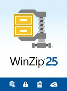 WinZip 25 Standard Single-User ESD ESDWZ25STDML