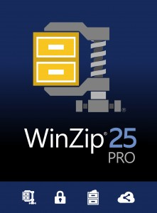 WinZip 25 Pro Single-User ESD ESDWZ25PROML