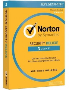 Norton Security Deluxe PL  1 User 3 Device 1 Rok BOX 21357598