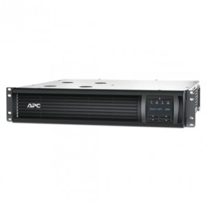 APC Smart-UPS 750 VA, LCD, do szafy, 2U 230 V with SmartConnect SMT750RMI2UC
