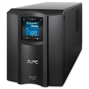 APC Smart-UPS 750 VA, LCD, 230 V with SmartConnect SMT750IC