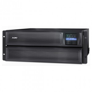 APC Smart-UPS X 3000 VA do szafy rack/wieża, LCD, 200–240 V SMX3000HV
