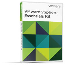 VMware vSphere Essentials Kit 1 Year Support
