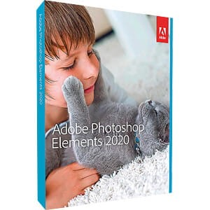Adobe Photoshop Elements 2020 v.2020 IE MULTI AOO 65298817AD01A00
